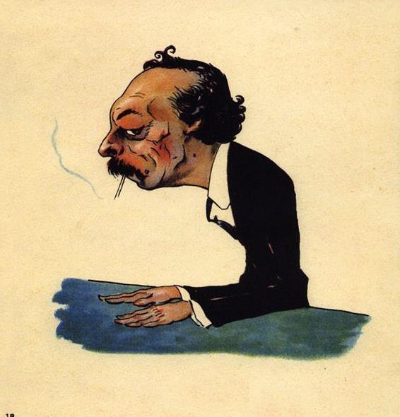 Autoportret 1922